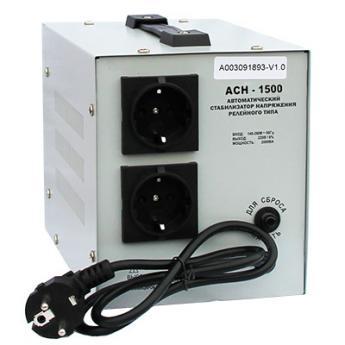 Стабилизатор напряжения Энергия АСН-1500 фото 2