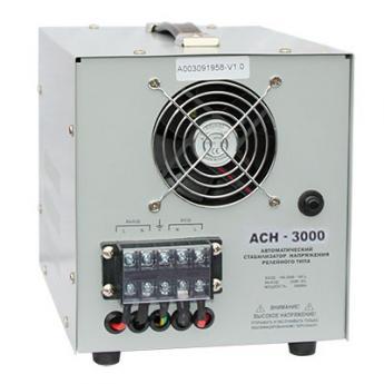 Стабилизатор напряжения Энергия АСН-3000 фото 2