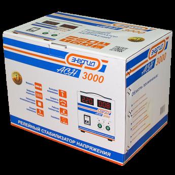 Стабилизатор напряжения Энергия АСН-3000 фото 3