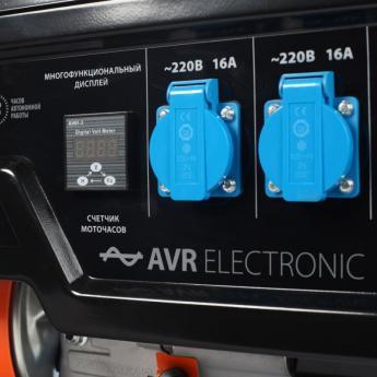 Бензиновый генератор Etalon GP-3510 фото 5