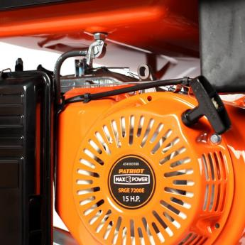 Генератор Patriot Max Power SRGE-7200E фото 4