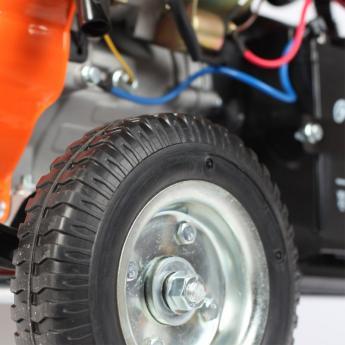 Генератор Patriot Max Power SRGE-7200E фото 6