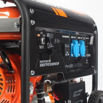 Бензиновый генератор GP-3810LE фото 2