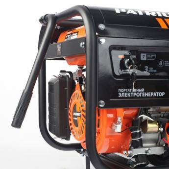 Бензиновый генератор GP-3810LE фото 3