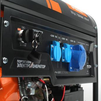 электрогенераторGP-8210AE фото 3