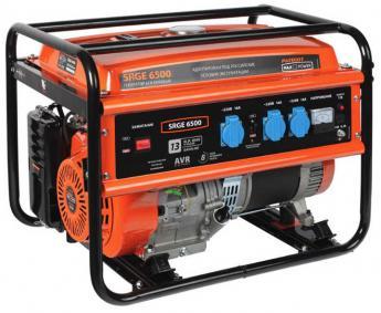 генератор Max Power SRGE-5500 фото 1