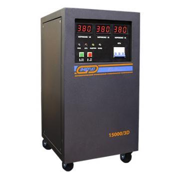 Стабилизатор напряжения Voltron SVC-15000/3D фото