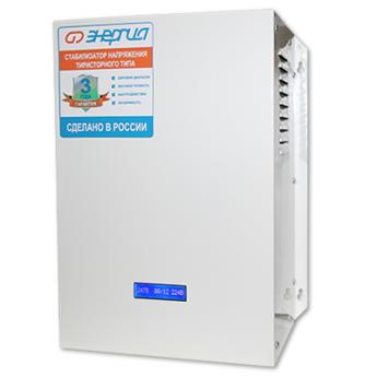 Стабилизатор напряжения Энергия Ultra 7500 фото 1