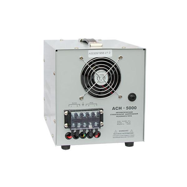 Стабилизатор напряжения Энергия АСН-5000 фото 2