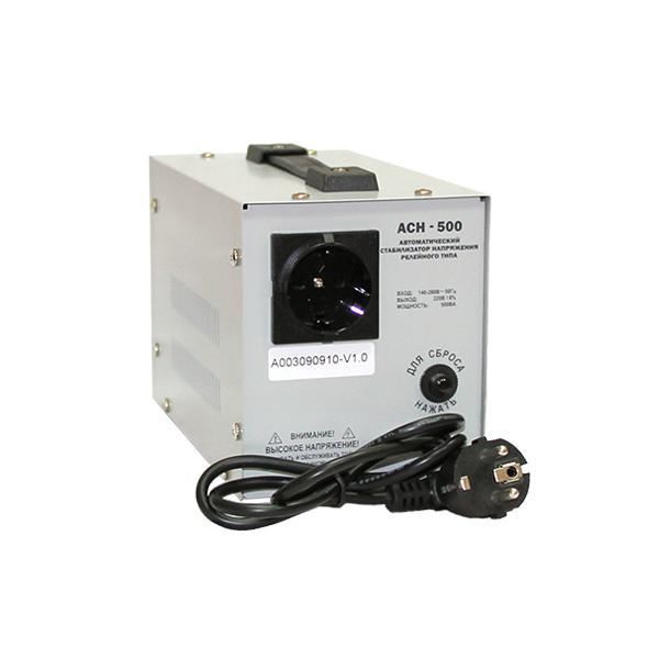 Стабилизатор напряжения Энергия АСН-500 фото 2