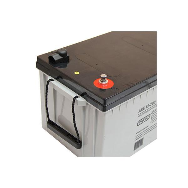 Энергия АКБ 12-200 фото 2