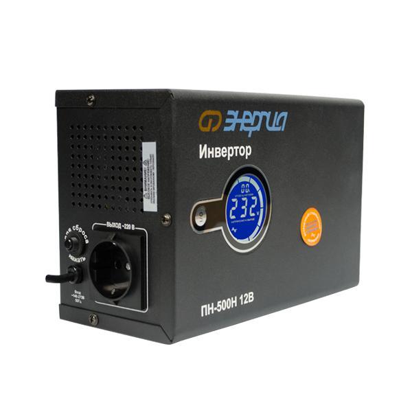 Преобразователь напряжения Энергия ПН-500 фото 2