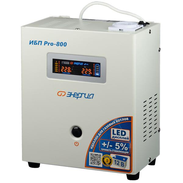 Энергия ИБП Pro 800 фото 1