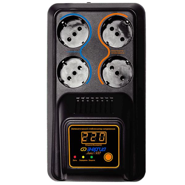 Стабилизатор напряжения Энергия Люкс-1000 фото 2
