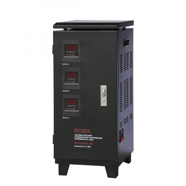 АСН-6000/3-ЭМ