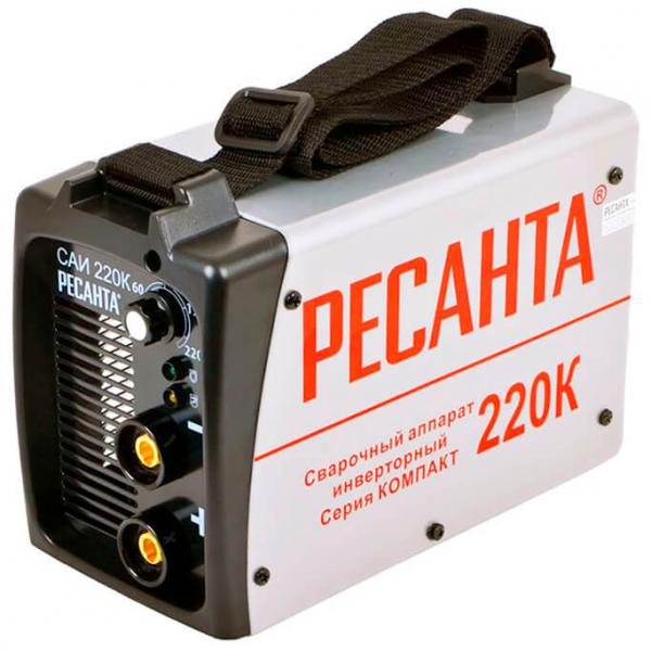 сварочный аппарат Ресанта САИ-220К фото 1