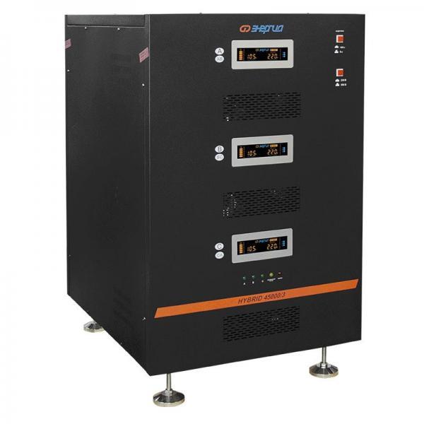 Стабилизатор напряжения Энергия Hybrid 45000-3 фото 3