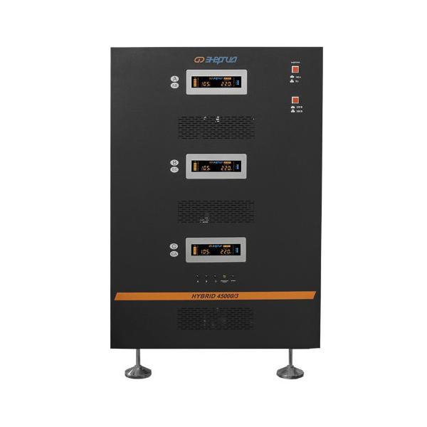 Стабилизатор напряжения Энергия Hybrid 45000-3 фото 1