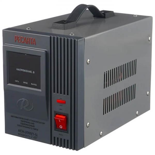 Стабилизатор напряжения Ресанта АСН 2000/1-Ц фото 2