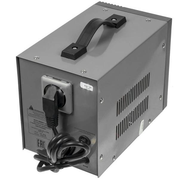Стабилизатор напряжения Ресанта АСН 2000/1-Ц фото 3