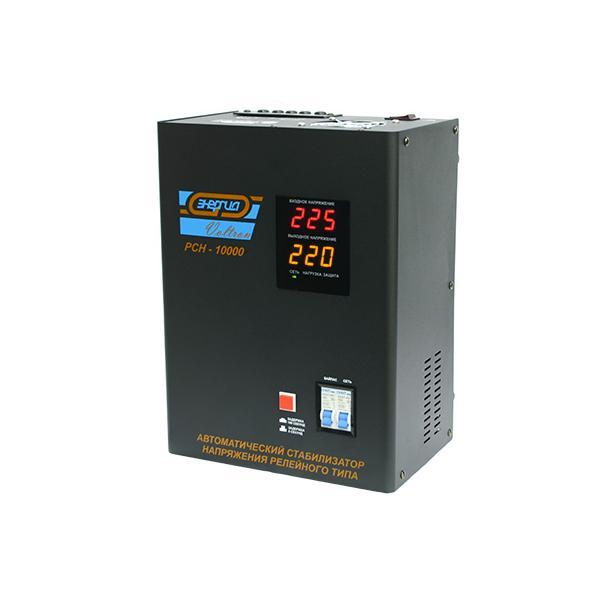 Стабилизатор напряжения Voltron РСН-10000 фото 1