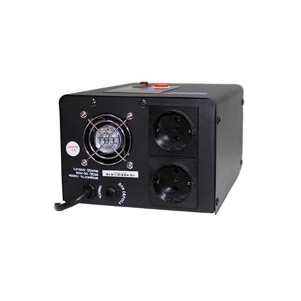 Стабилизатор напряжения Voltron РСН-1500 фото 3