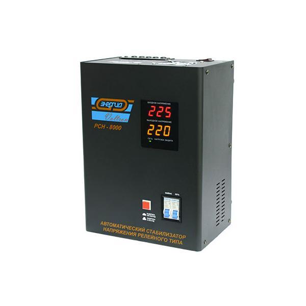 Стабилизатор Voltron РСН-8000 фото
