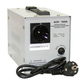 Стабилизатор напряжения Энергия АСН-1000 фото 2