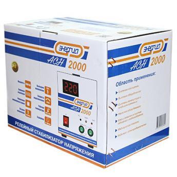 Стабилизатор напряжения Энергия АСН-2000 фото 3