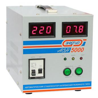 Стабилизатор напряжения Энергия АСН-5000 фото 1