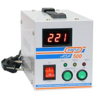 Стабилизатор напряжения Энергия АСН-500 фото 1