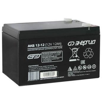 аккумулятор Энергия АКБ 12-12 фото 1