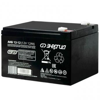 аккумулятор Энергия АКБ 12-12 фото 2
