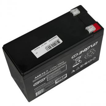 Аккумуляторная батарея Энергия АКБ 12-7 фото 3