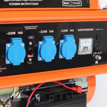 Генератор Patriot Max Power SRGE-7200E фото 3