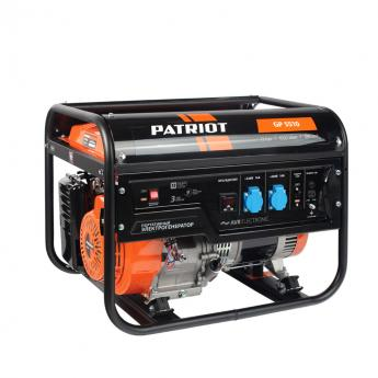 Бензиновый генератор Patriot Etalon GP-5510 фото 1