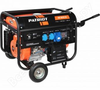 генератор Patriot GP-6510LE фото 1