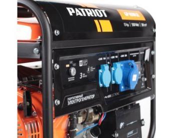 генератор Patriot GP-6510LE фото 2