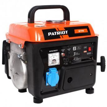 бензиновый генератор Patriot GP-910 фото 1