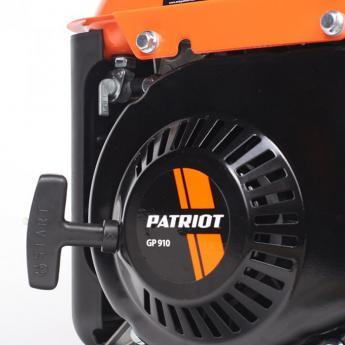 бензиновый генератор Patriot GP-910 фото 2