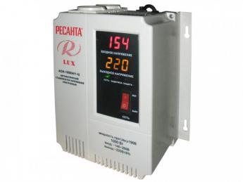 стабилизатор Ресанта АСН-1000Н/1-Ц Lux фото 1