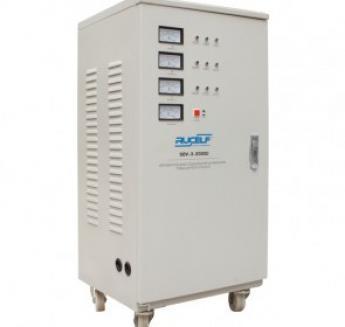 стабилизатор напряжения Rucelf SDV-3-20000 фото 3