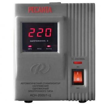 Стабилизатор напряжения Ресанта АСН 2000/1-Ц фото 1