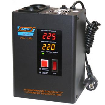 Стабилизатор напряжения Voltron РСН-1500 фото 1
